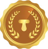 user of the month badge